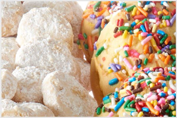 Frozen Bakery Products | All Round Foods